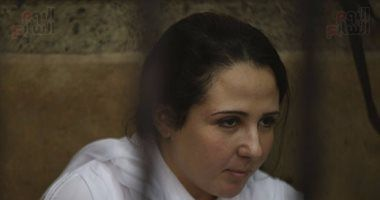 عودة المصرية الأمريكية آية حجازي لواشنطن بعد الإفراج عنها
