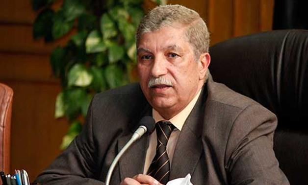 اللواء ياسين طاهر محافظ الإسماعيلية
