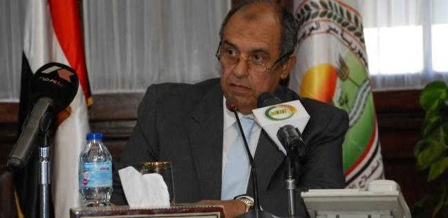 الدكتور عز الدين أبو ستيت، وزير الزراعة واستصلاح الأراضي