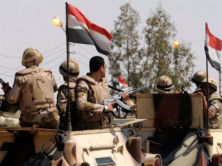 المتحدث العسكري: مقتل 5 تكفريين خلال إحباط عملية إرهابية بشمال سيناء