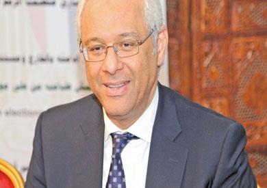 السفير المصري لدى الكويت ياسر عاطف