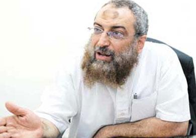 الدكتور ياسر برهامي، نائب رئيس الدعوة السلفية-ارشيفية