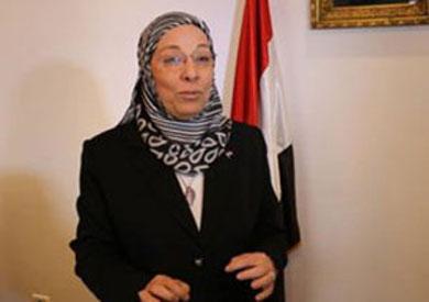 الدكتورة ناهد عشري وزيرة القوى العاملة والهجرة