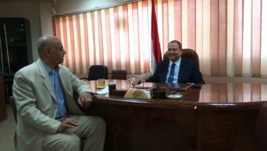 الدكتور إبراهيم الدسوقي، مدير مستشفى الحسين الجامعي