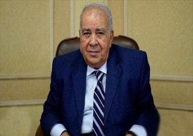 المستشار مجدي العجاتي، وزير الدولة للشئون القانونية