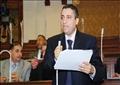 النائب محمد علي يوسف، رئيس لجنة المشروعات الصغيرة