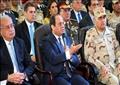 بدء الندوة التثقيفية الـ25 للقوات المسلحة بحضور «السيسي»