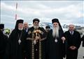 البابا تواضروس يصل إلى اليونان