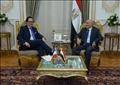 لقاء العصار وسفير فرنسا بالقاهرة