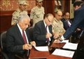 محافظ القاهرة يوقع بروتوكول تعاون مع المنطقة المركزية العسكرية