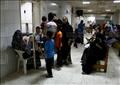 «أبو الريش»مأساة طبية لـ800 ألف طفل سنويًا - تصوير: خالد فؤاد