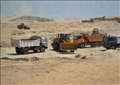 عمليات التطوير في قناة السويس الجديدة