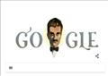 «جوجل» يحتفل بالذكرى الـ86 لميلاد عمر الشريف