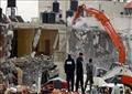 الاحتلال الإسرائيلي يهدم منزلين في قرية الديوك غرب أريحا
