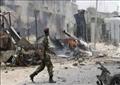 مقتل خمسة في انفجار قنبلة بالصومال