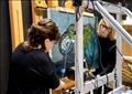 جهاز مسح ضوئي جديد يكشف لوحة فنية لمنظر طبيعي تحت لوحة لبيكاسو