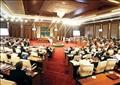 أرشيفية لاجتماع البرلمان الليبي