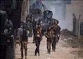 القوات العراقية تحاول تركيب جسر فوق دجلة دعما لعمليات غرب الموصل