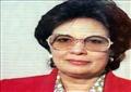الإعلامية الكبيرة سامية صادق رئيس التليفزيون المصري السابق