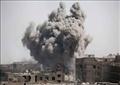مقتل عشرات المدنيين حرقًا بأحد ملاجئ «غوطة دمشق»