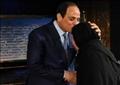 والدة أحد شهداء الشرطة: «ابني مش خسارة في مصر.. وكلنا مع الرئيس»