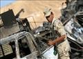 «أسوشيتدبرس»: مسلحون أسروا جنود واستولوا على أسلحة وسيارات مدرعة في سيناء