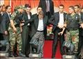 قوات الحرس الجمهوري تؤمن مرسي بميدان التحرير – أرشيفية