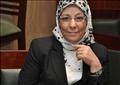 ناهد عشري وزيرة القوى العاملة والهجرة