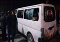 حادث استشهاد ضباط وأفراد شرطة بحلوان
