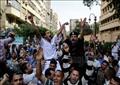 وقفة احتجاجية لأمناء الشرطة أمام وزارة الداخلية - تصوير: أحمد عبداللطيف