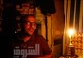 استمرار انقطاع التيار الكهربائي - تصوير: محمد نوهان