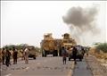 الجيش اليمني يواصل التقدم باتجاه ميناء الحديدة بإسناد من التحالف الدولي