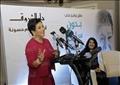 الكاتبة أنيسة حسونة، لمناقشة كتاب «بدون سابق إنذار..