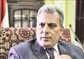الدكتور جابر جاد نصار- تصوير أحمد عبدالجواد