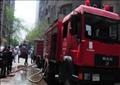 السيطرة على حريق شب في مصنع وشونة قطن بأشمون دون إصابات