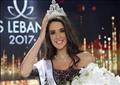 «بيرلا الحلو» ملكة جمال لبنان لعام 2017