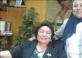تشييع جنازة الإعلامية الراحلة نجوى أبو النجا من مسجد السيدة نفيسة