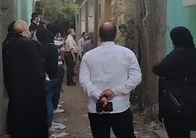 تشييع جثمان الفنان محمد ريحان