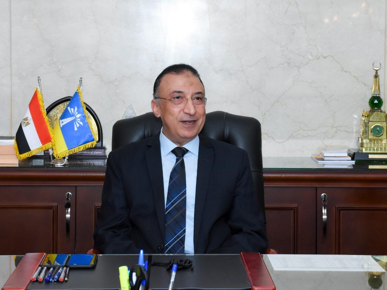 محمد الشريف، محافظ الاسكندرية