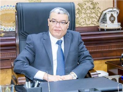اسامة القاضي محافظ المنيا