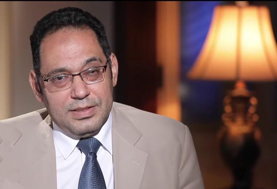 د. إيهاب عطية، مدير مكافحة العدوى بوزارة الصحة