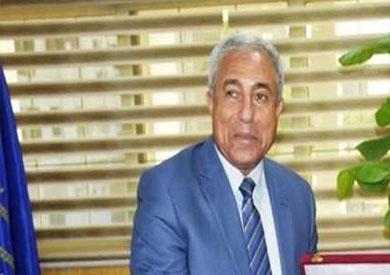 محافظ أسوان أحمد إبراهيم