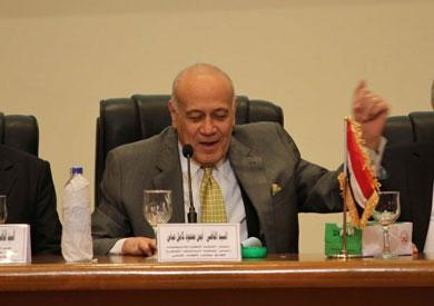 اللجنة العليا للانتخابات، برئاسة المستشار أيمن عباس
