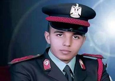 الشهيد الملازم محمد عادل عبد العظيم