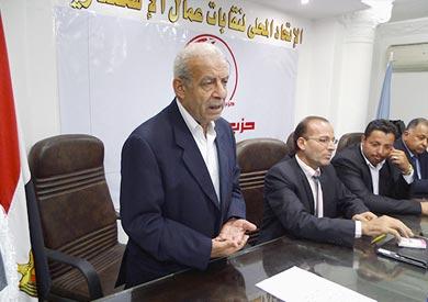 «نقابات العمال» تنظم مؤتمرا لمناقشة «قانون العمل الجديد» بالإسكندرية