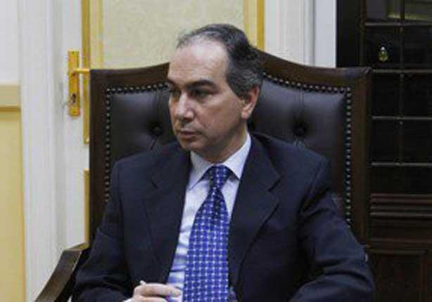 الدكتور خالد زكريا العادلي محافظ الجيزة