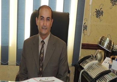 مساعد مدير أمن محافظة مطروح اللواء هشام لطفي