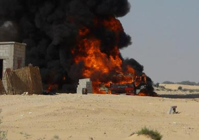 هجوم سيناء - ارشيفية