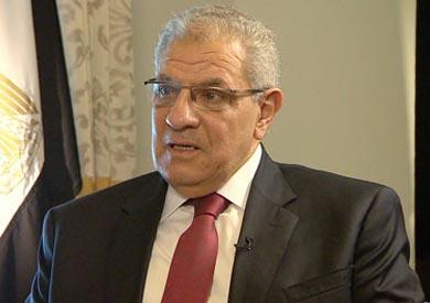 مساعد رئيس الجمهورية للمشروعات، المهندس إبراهيم محلب