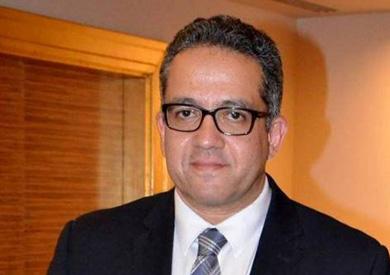 وزير الآثار، د. خالد عناني